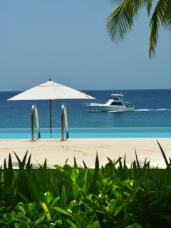 Caribbean scenery!