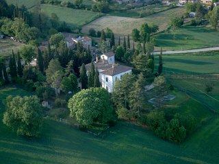 """Villa """"La Castellaccia"""", Sansepolcro"""