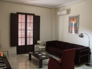 Lumbreras II apartment in Macarena with WiFi, airconditioning (warm / koud