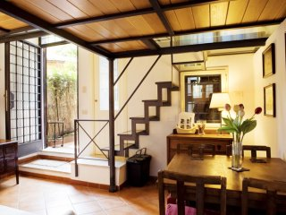 Trastevere Cottage apartment in Trastevere with WiFi, airconditioning (warm