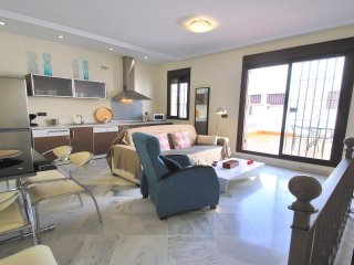 Santa Clara 10 apartment in Macarena with WiFi, integrated air conditioning (hot