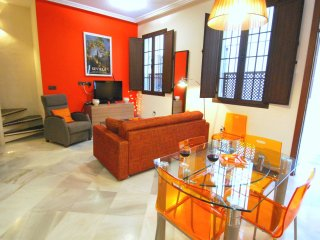 Santa Clara 3 apartment in Macarena with WiFi, integrated air conditioning (hot