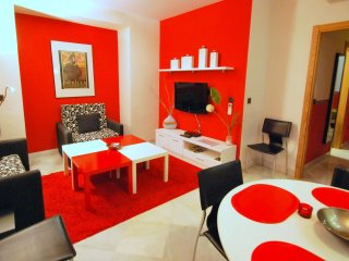 Santa Clara 2 apartment in Macarena with WiFi & lift.