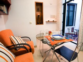 Catedral Elvira apartment in Santa Cruz – Catedral with WiFi, private terrace &