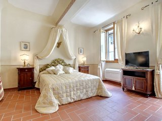 Musa Barocco apartment in Santa Maria Novella with WiFi & airconditioning (warm / koud)., Florence