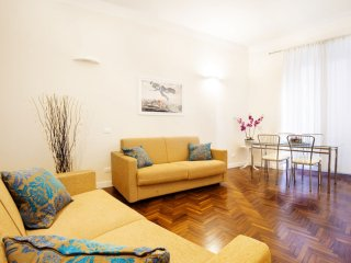 Brancaccio apartment in Centro Storico with WiFi, airconditioning (warm / koud) & lift., Rome