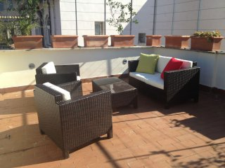 Coppelle apartment in Centro Storico with WiFi, airconditioning (warm / koud, Roma