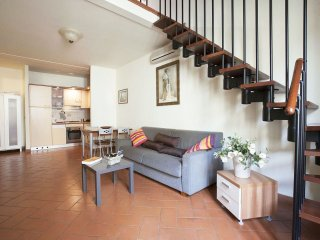 Frediano apartment in Oltrarno with WiFi & airconditioning., Florence