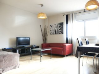 Turró Platja IV apartment in Poblenou with WiFi, airconditioning (warm / koud) & lift., Barcelona