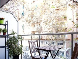 Turró Platja X apartment in Poblenou with WiFi, airconditioning (warm / koud), balkon & lift., Barcelona