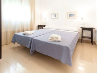 Laraña Terrace 4 apartment in Casco Antiguo with WiFi, air conditioning & lift.