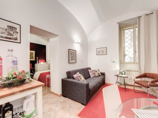 Trastevere Chocolate Suite apartment in Trastevere with WiFi & air conditioning.