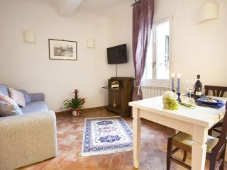 Ellen White apartment in Santa Maria Novella with WiFi & air conditioning.