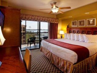 A week of dream in a resort