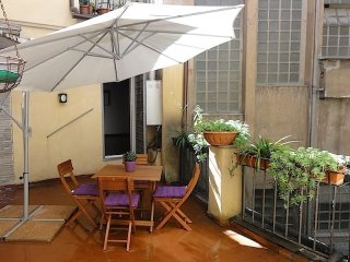 Navona Terrace apartment in Centro Storico with WiFi, airconditioning, Roma