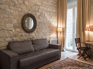 Monsigny Terrasse apartment in 02ème - La Bourse with WiFi, privéterras & lift., Paris
