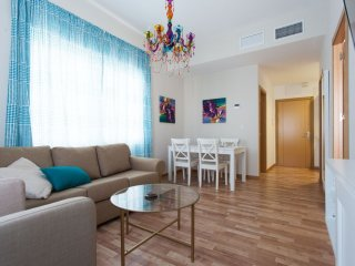 Laraña 5.1 apartment in Casco Antiguo with WiFi, airconditioning & lift.
