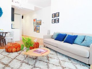 Vibrante La Latina apartment in La Latina with WiFi, airconditioning, balkon