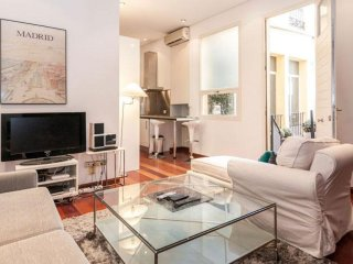 La Castellana Elegante apartment in Salamanca with WiFi, airconditioning