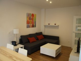 Hiedra apartment in El Carmen with WiFi, integrated air conditioning (hot / cold