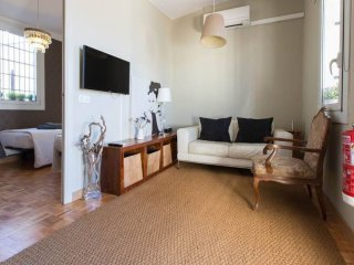 Giralt Pelliser apartment in El Borne with WiFi, air conditioning & roof terrace