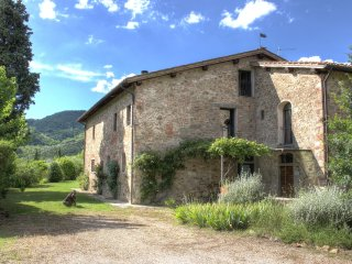 Stunning villa in in Chianti with pool, Le Rose