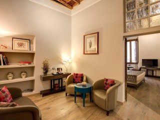 Giulia Superior Suite III apartment in Centro Storico with WiFi & airconditioning., Rome