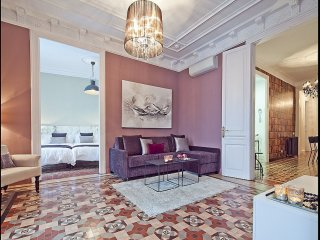 Luxury Balmes apartment in Eixample Dreta with WiFi, airconditioning (warm