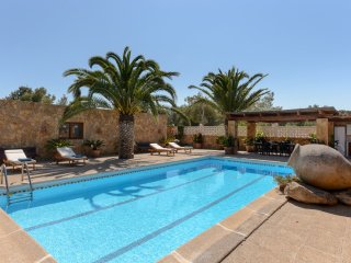 3 bedroom Villa in Sant Rafel, Balearic Islands, Spain : ref 5047899