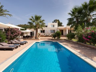 5 bedroom Villa in San Jose, Balearic Islands, Spain : ref 5047829