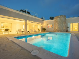 4 bedroom Villa in Santa Eulària des Riu, Balearic Islands, Spain : ref 5047784
