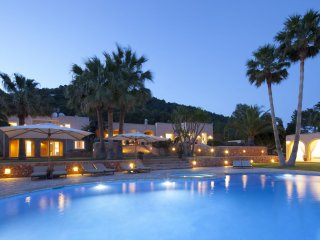 5 bedroom Villa in San Jose, Balearic Islands, Spain : ref 5047837