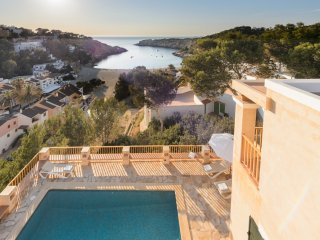 4 bedroom Villa in Cala Vadella, Balearic Islands, Spain : ref 5047846