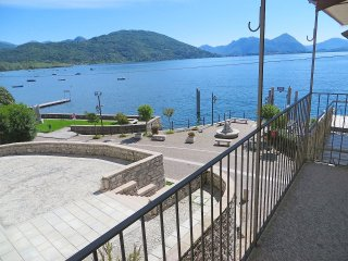 Marta apartment with lakeview in FERIOLO