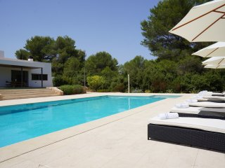 4 bedroom Villa in Santa Gertrudis, Balearic Islands, Spain : ref 5047890