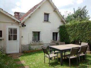Studio maisonnette meublé, Saint-Cyr-sur-Loire