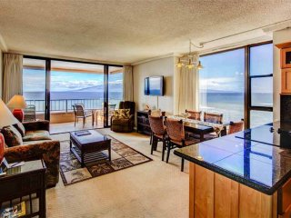 Maui Kai #508, Spectacular views, 2 Bdroom Oceanfront