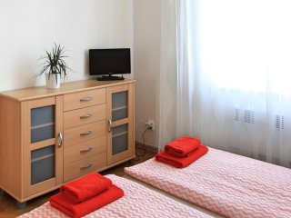 ACA apartment 10 Ostrovského, Prague