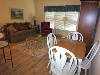 1BR 1BA (4CL) 1st Floor, Sea Trail Sunset Beach NC