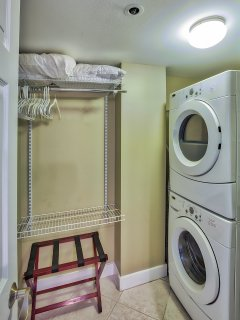 New Full Size Washer and Dryer