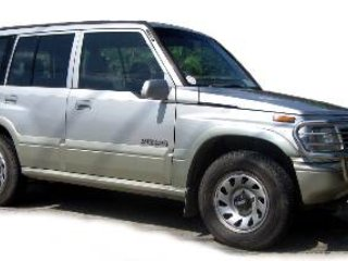 An automatic 4 x 4 Suzuki Vitara vehicle is included within the rental price