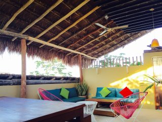 "KU PH Tulum""s BEST location in Town!"