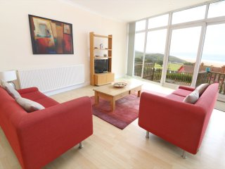 Woolacombe Holiday Cottages Surf View Lounge With View