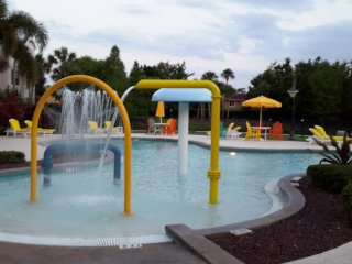 children's pool area