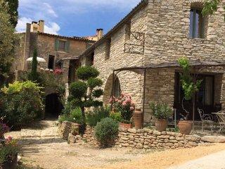 Havre de paix en Provence, Saignon