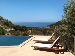 Villa Andiz: Forest, Sea View, Pool, Privacy