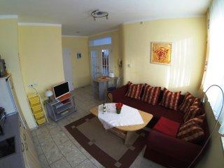 Villa Lustig Ferienwohnung strandnah und modern, Zinnowitz