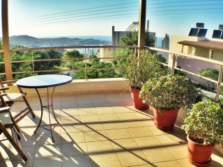 Cozy Seaview Villa with private swimming pool, Ligaria