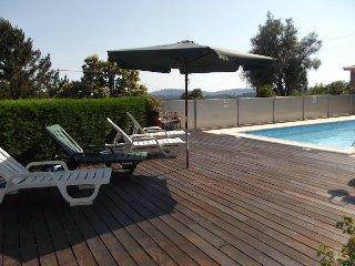 Casa de férias em Vila Verde (c/ piscina)