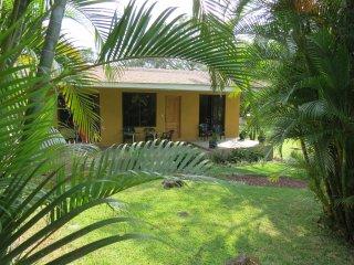 Ferienhaus für max. 5 Personen im grünen Paradies, Alajuela